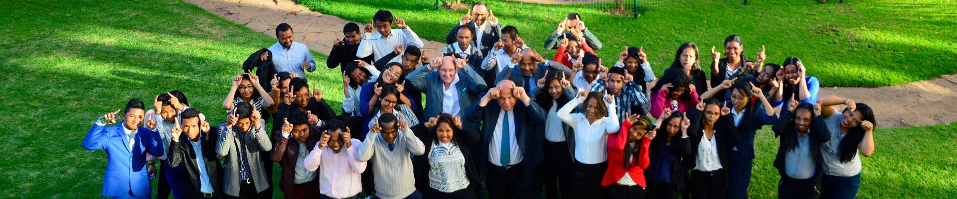 Cosourcing soutient les BAREA de Madagascar à la #CAN2019