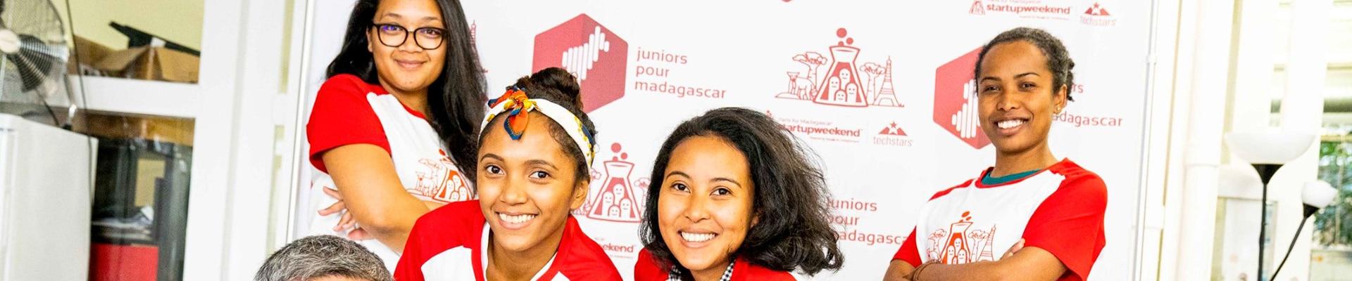 Startup Week end Paris édition Madagascar : Un week end pour créer une startup