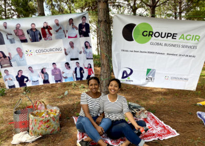 Reforestation de Madagascar : COSOURCING s'engage
