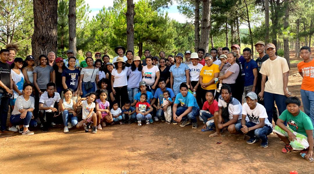 Reforestation de Madagascar : COSOURCING s'engage !